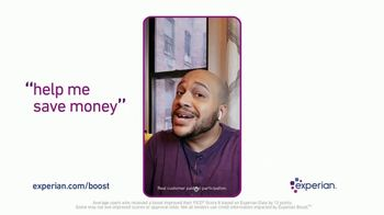 Experian Boost TV Spot, 'Serious About Saving' - Thumbnail 8