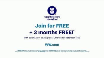 WW App TV Spot, 'Easier: Join Free: Three Months Free' - Thumbnail 8