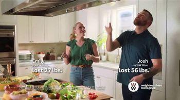 WW App TV Spot, 'Easier: Join Free: Three Months Free' - Thumbnail 5