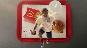 McDonald's Travis Scott Meal TV Spot, 'Say Cactus Jack Sent You' - Thumbnail 2