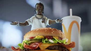 McDonald's Travis Scott Meal TV Spot, 'Say Cactus Jack Sent You'