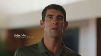Talkspace TV Spot, 'As Easy as Joining a Video Call' Featuring Michael Phelps - Thumbnail 1