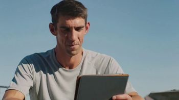 Talkspace TV Spot, 'As Easy as Joining a Video Call' Featuring Michael Phelps - Thumbnail 6