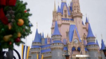 Disney World TV Spot, 'Discover Holiday Magic' - Thumbnail 1