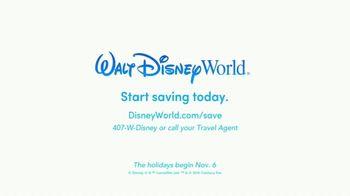 Disney World TV Spot, 'Discover Holiday Magic' - Thumbnail 10