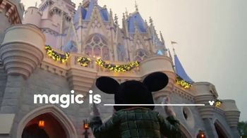 Disney World TV Spot, 'Discover Holiday Magic'