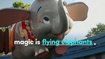 Disney World TV Spot, 'Discover Holiday Magic' - Thumbnail 7