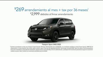 Honda Verano de Ofertas TV Spot, 'Ayudando otra vez: campamento espacial' [Spanish] [T2] - Thumbnail 6
