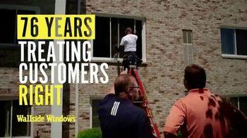 Wallside Windows TV Spot, 'We Are Wallside'
