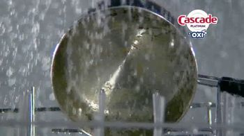 Cascade Platinum + OXI TV Spot, 'As Clean as Possible: 99% Visible and Invisible Food Residue' - Thumbnail 7