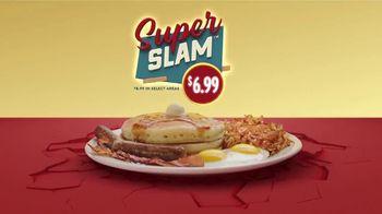 Denny's Super Slam TV Spot, 'The Perfect Meal' - Thumbnail 8