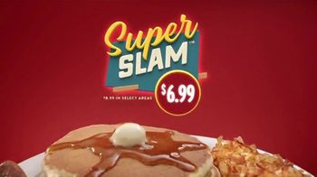Denny's Super Slam TV Spot, 'The Perfect Meal' - Thumbnail 3