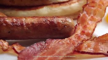 Denny's Super Slam TV Spot, 'The Perfect Meal' - Thumbnail 5