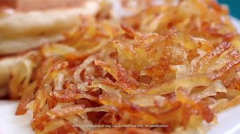 Denny's Super Slam TV Spot, 'The Perfect Meal' - Thumbnail 6