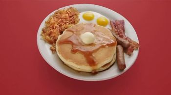 Denny's Super Slam TV Spot, 'The Perfect Meal' - Thumbnail 7