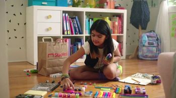 Staples TV Spot, 'School Goes On: Notebooks' - Thumbnail 1