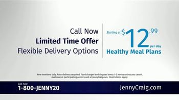 Jenny Craig Healthy Meal Plans TV Spot, 'Back to Work' - Thumbnail 6