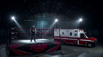 WWE Wrekkin' Slambulance TV Spot, 'The Action Doesn't Stop When You Leave the Ring' Ft. Drew McIntyre