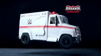WWE Wrekkin' Slambulance TV Spot, 'The Action Doesn't Stop When You Leave the Ring' Ft. Drew McIntyre - Thumbnail 3