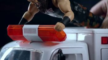 WWE Wrekkin' Slambulance TV Spot, 'The Action Doesn't Stop When You Leave the Ring' Ft. Drew McIntyre - Thumbnail 4