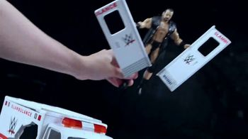WWE Wrekkin' Slambulance TV Spot, 'The Action Doesn't Stop When You Leave the Ring' Ft. Drew McIntyre - Thumbnail 6