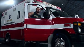 WWE Wrekkin' Slambulance TV Spot, 'The Action Doesn't Stop When You Leave the Ring'