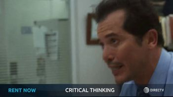 DIRECTV Cinema TV Spot, 'Critical Thinking' - Thumbnail 5