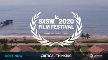 DIRECTV Cinema TV Spot, 'Critical Thinking' - Thumbnail 6