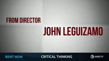 DIRECTV Cinema TV Spot, 'Critical Thinking' - Thumbnail 7