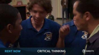 DIRECTV Cinema TV Spot, 'Critical Thinking' - Thumbnail 8