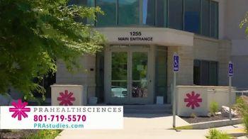 PRA Health Sciences TV Spot, 'Compensation up To $10,000' - Thumbnail 1