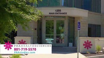 PRA Health Sciences TV Spot, 'Compensation up To $10,000' - Thumbnail 2