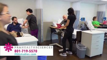PRA Health Sciences TV Spot, 'Compensation up To $10,000' - Thumbnail 7