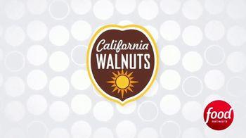 California Walnuts TV Spot, 'Food Network: Omega Three' - Thumbnail 6