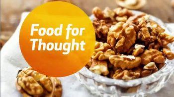 California Walnuts TV Spot, 'Food Network: Omega Three'