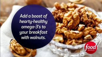 California Walnuts TV Spot, 'Food Network: Omega Three' - Thumbnail 3