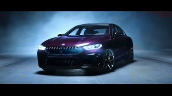 2020 BMW M8 Competition Gran Coupe TV Spot, 'The Most Powerful BMW Ever' [T1]