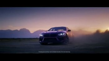2020 BMW M8 Competition Gran Coupe TV Spot, 'The Most Powerful BMW Ever' [T1] - Thumbnail 7