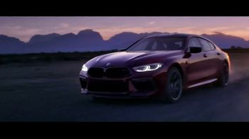 2020 BMW M8 Competition Gran Coupe TV Spot, 'The Most Powerful BMW Ever' [T1] - Thumbnail 8