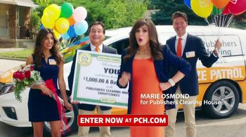 Publishers Clearing House TV Spot, 'Have Faith' Featuring Marie Osmond