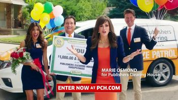 Publishers Clearing House TV Spot, 'Have Faith' Featuring Marie Osmond - Thumbnail 2