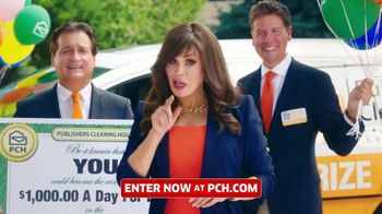 Publishers Clearing House TV Spot, 'Have Faith' Featuring Marie Osmond - Thumbnail 5