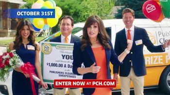 Publishers Clearing House TV Spot, 'Have Faith' Featuring Marie Osmond - Thumbnail 8