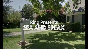 Ring TV Spot, 'Sea and Speak' - Thumbnail 1