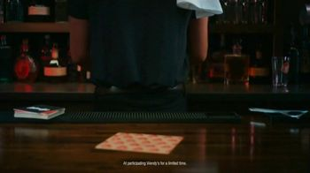 Wendy's Pretzel Bacon Pub Cheeseburger TV Spot, 'Nothing Will Distract You' - Thumbnail 1