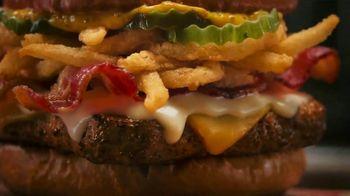 Wendy's Pretzel Bacon Pub Cheeseburger TV Spot, 'Nothing Will Distract You' - Thumbnail 6