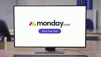 Monday.com TV Spot, 'Talking Stationary' - Thumbnail 10