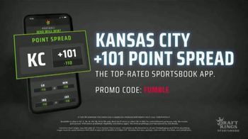 DraftKings Sportsbook TV Spot, '101 Points' - Thumbnail 8
