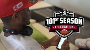 DraftKings Sportsbook TV Spot, '101 Points' - Thumbnail 3