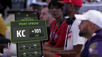 DraftKings Sportsbook TV Spot, '101 Points'
